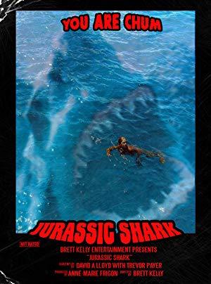 Cover: Jurassic Shark