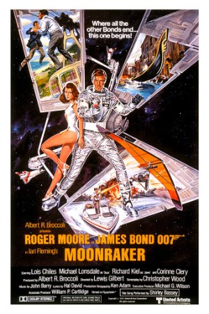 Moonraker - Streng geheim