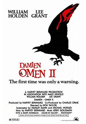 Cover: Damien - Omen II