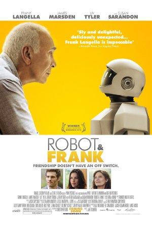 Robot & Frank - Zwei diebische Komplizen