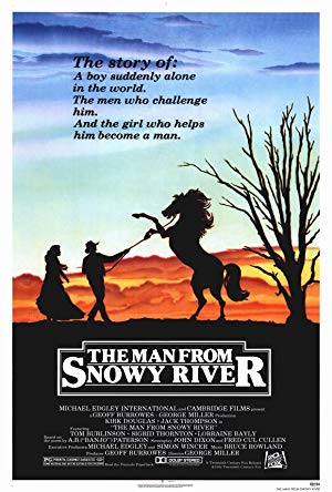 Cover: Snowy River
