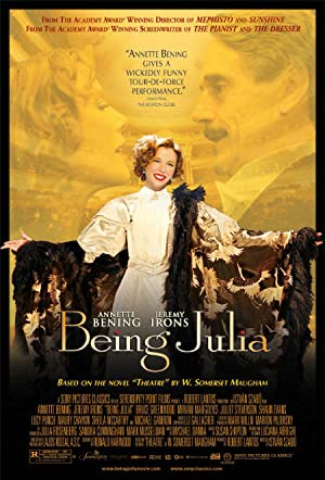 Cover: Being Julia