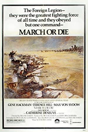 Marschier oder stirb
