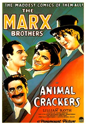 Cover: Animal Crackers