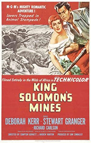 König Salomon's Diamanten
