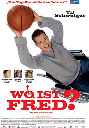Wo ist Fred?