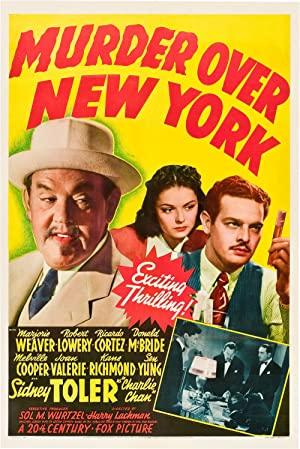 Charlie Chan - Mord über New York
