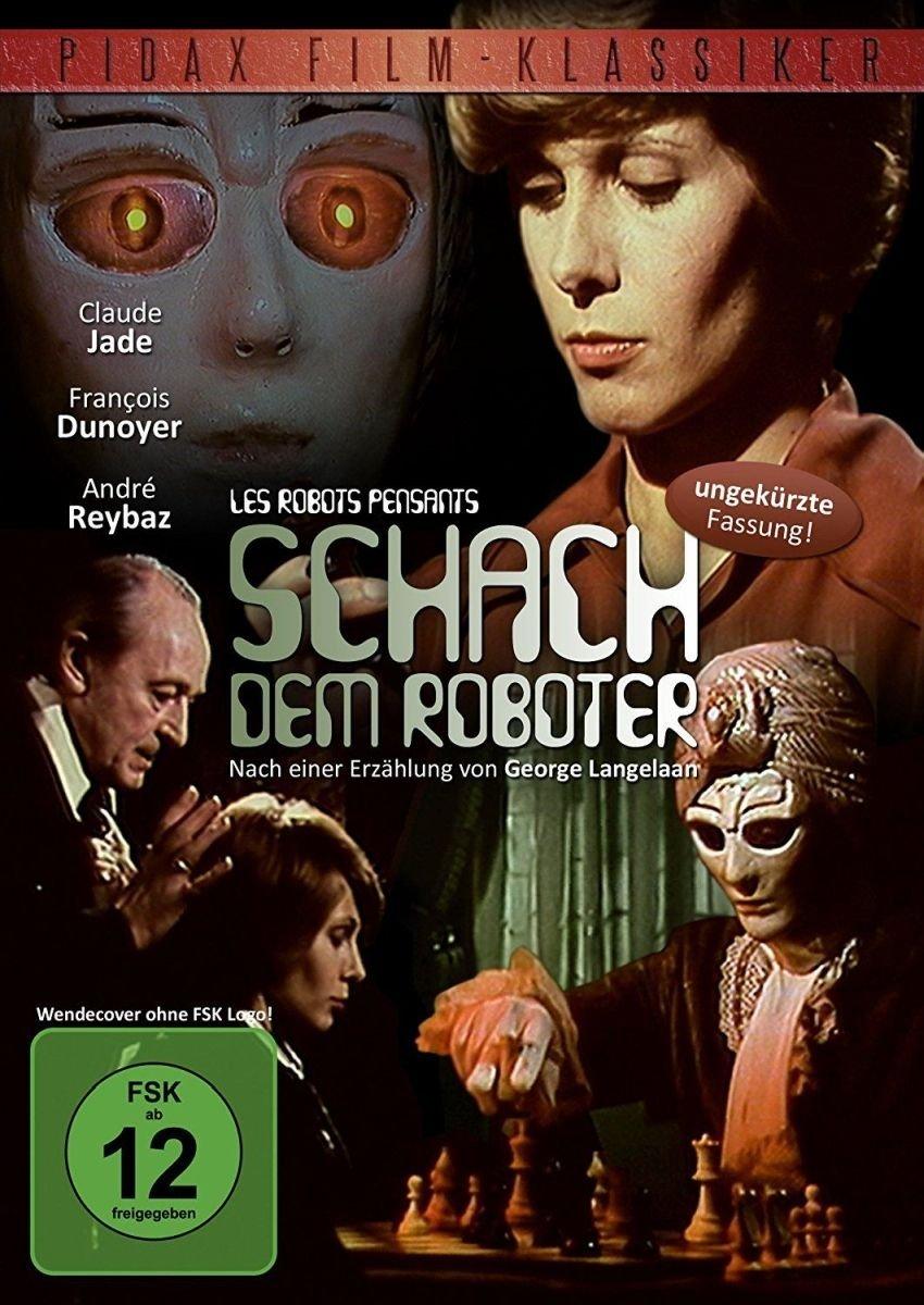 Cover: Schach dem Roboter