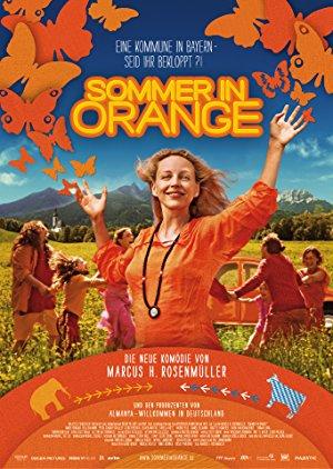 Cover: Sommer in Orange