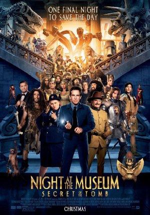 Cover: Nachts im Museum - Das geheimnisvolle Grabmal