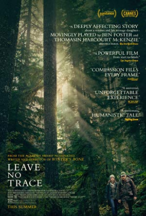 Cover: Leave No Trace