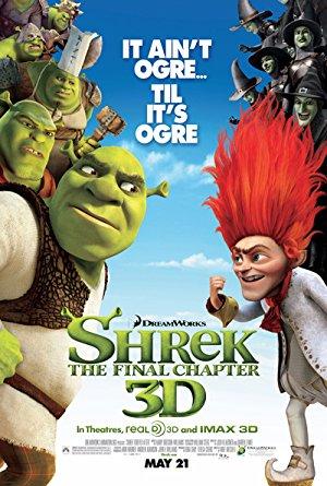 Cover: Für immer Shrek