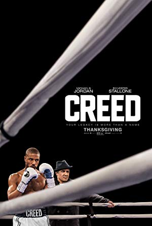 Cover: Creed - Rocky's Legacy