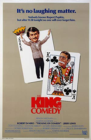 Cover: King of Comedy
