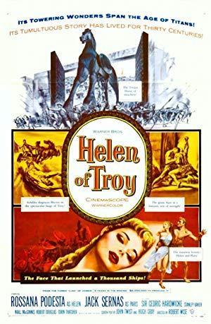Cover: Die schöne Helena