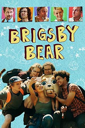 Cover: Die Abenteuer von Brigsby Bär