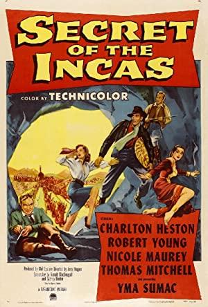 Das Geheimnis der Inkas