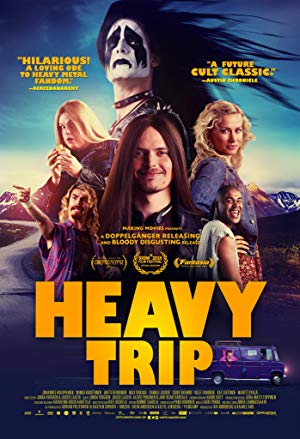 Cover: Heavy Trip