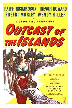 Der Verdammte der Inseln
