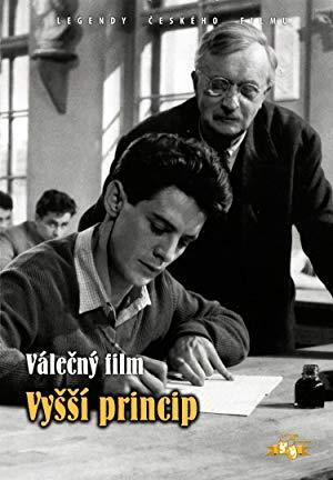 Cover: Das höhere Prinzip