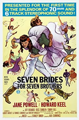 Eine Braut für sieben Brüder