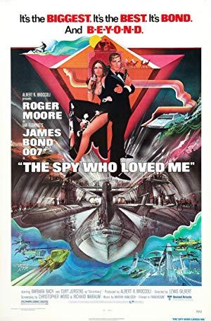 Der Spion, der mich liebte