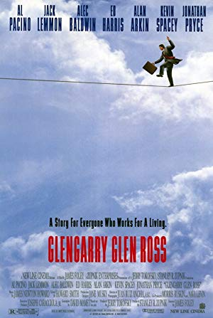 Cover: Glengarry Glen Ross