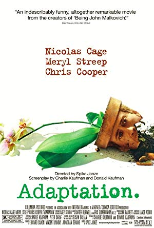 Adaption – Der Orchideen-Dieb