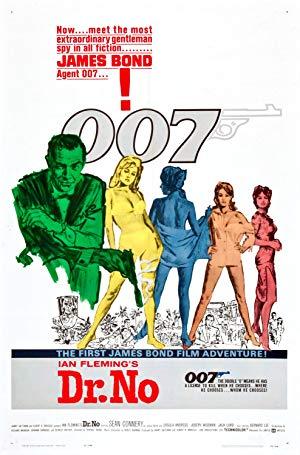 Cover: James Bond 007 jagt Dr. No