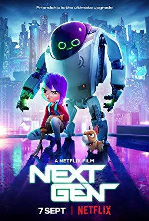 Das Mädchen und ihr Roboter - Die nächste Generation