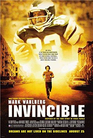 Unbesiegbar - Der Traum seines Lebens