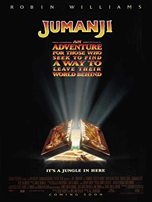 Cover: Jumanji