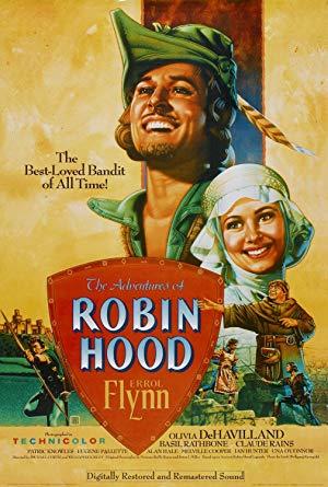 Robin Hood, König der Vagabunden