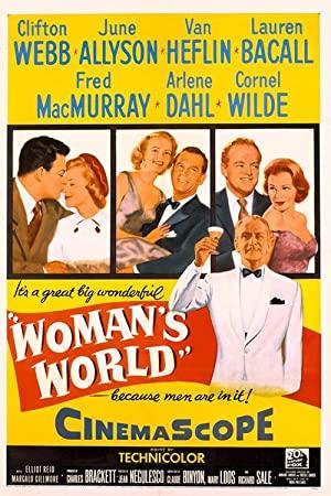 Die Welt gehört der Frau