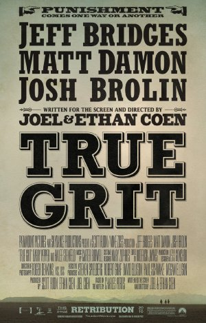 Cover: True Grit