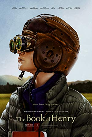 Cover: The Book of Henry