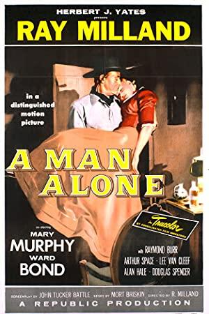 Ein Mann allein