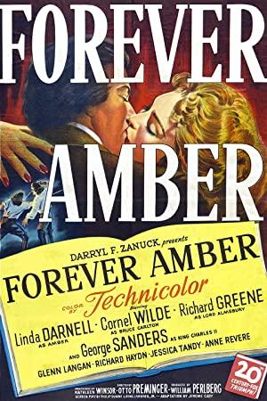 Amber, die große Kurtisane