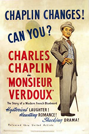 Monsieur Verdoux - Der Frauenmoerder von Paris
