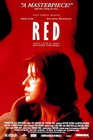Drei Farben - Rot