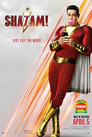 Cover: Shazam!