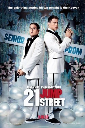 Cover: 21 Jump Street