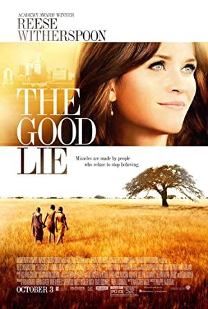 Cover: The Good Lie - Der Preis der Freiheit