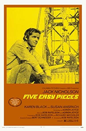 Five Easy Pieces - Ein Mann sucht sich selbst
