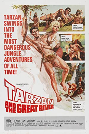 Tarzan am großen Fluß