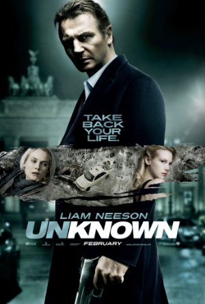 Cover: Unknown Identity