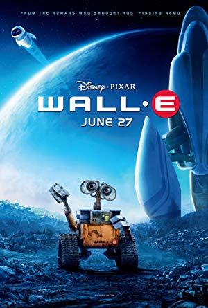 WALL-E – Der Letzte räumt die Erde auf