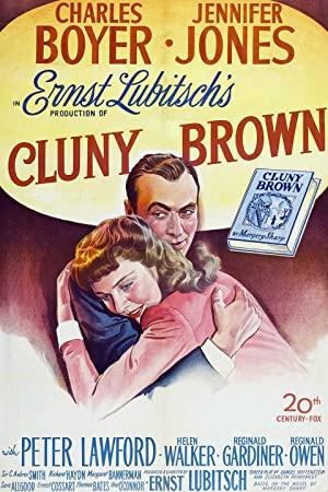 Cluny Brown auf Freiersfüßen