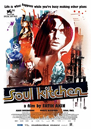 Cover: Soul Kitchen
