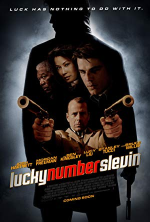 Cover: Lucky # Slevin